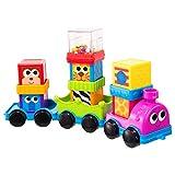 Baby : Sassy Block Set, Zoomin' Train
