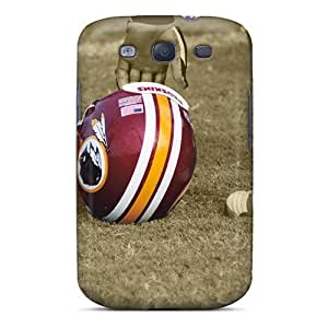 Galaxy S3 Cases Covers Skin : Premium High Quality Washington Redskins Cases