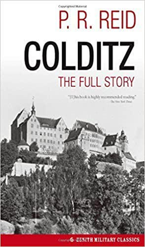 Book Colditz: The Full Story by P. R. Reid (2015-01-15)