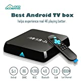 2017 Newest Model GooBang Doo M8S-II Android 5.1 TV Box with 1000M LAN 8GB ROM, Unique GooBang Doo Server(OTA) and True 4K Playing
