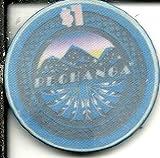 $1 pechanga casino chip obsolete rare blue offers