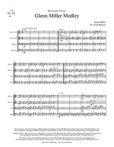 Glenn Miller Medley (Glenn Miller Trombone)