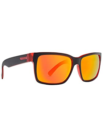 2deedf628d Von Zipper Elmore Sunglasses - Frosteez Orange Pink Satin - Luna Chrome  Lens