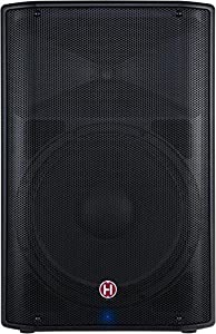 harbinger vari v2215 600w 15 inch two way class d loudspeaker musical instruments. Black Bedroom Furniture Sets. Home Design Ideas