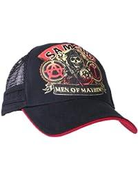 Men's Mesh Side Trucker Hat