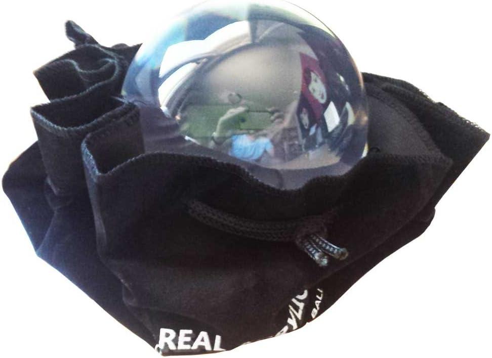 PassePasse Real Acrílico Bolas de Contacto Transparente 650g 100mm ...