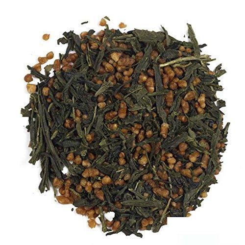 Aromas de Té - Té Verde a Granel Genmaicha Katsuro Japonés con Arroz Pelado Ecológico Orgánico, 75 gr.: Amazon.es: Alimentación y bebidas