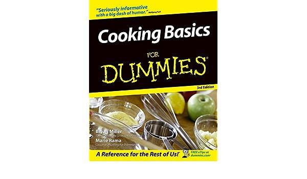 Cooking Basics For Dummies: Amazon.es: Alison Yates, Bryan ...