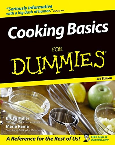 Download Cooking Basics for Dummies pdf epub