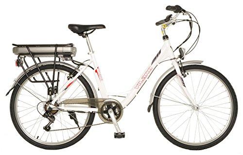 Vilano Pulse Women's Electric Commuter Bike - 26-Inch Wheels by Vilano (Image #1)