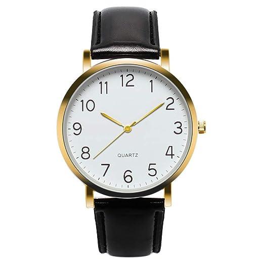 Dylung Reloj para Mujer Women Reloj de Pulsera de Dama Elegante Relojes de Mujeres Analógico Cuarzo