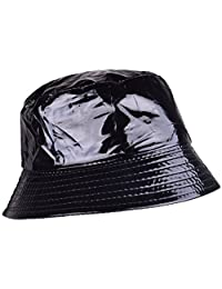Rain Hat Waterproof Bucket Hats Foldable Wide Brim Cap for Men and Women