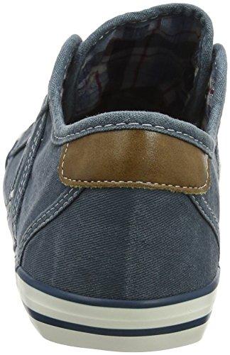 Femme Grün EU Sneakers Mustang Blau Basses 46 87 Blau 1099 302 CqnXwU4