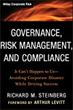 Governance, Risk Management, and Compliance: It
