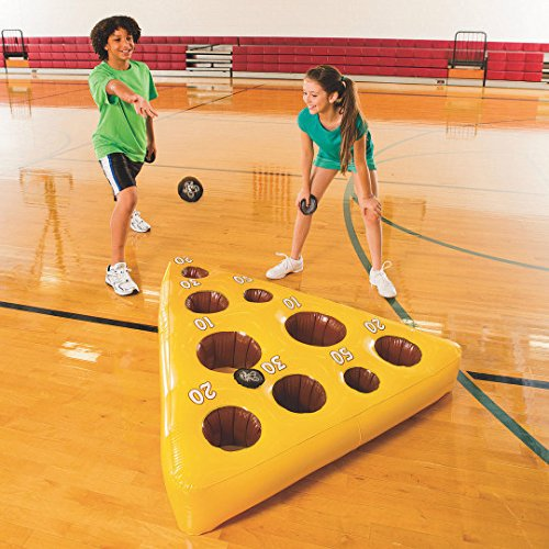 S&S Worldwide Inflatable Mouse and Cheese Toss Game by S&S Worldwide (Image #3)