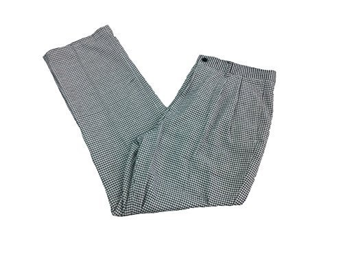 Houndstooth Trousers Chef Pants (Size 32)