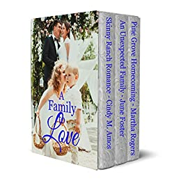 A Family to Love by [Amos, Cindy M., Foster, June, Rogers, Martha]