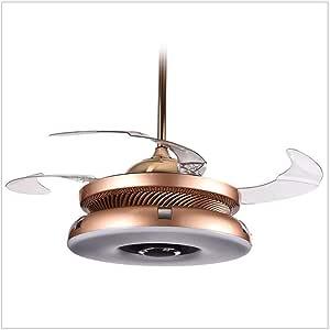Ventilador Led Moderno para Abdominales, purificador de Aire ...