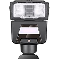 Neewer GN40 TTL Flash for Sony HSS 1/8000s Speedlite LED Video Light for A7 A7R A6000 A6500 and other Sony Mirrorless Camera (N40S), Ultra Light Weight (7 ounces), up to 1700 Flashes