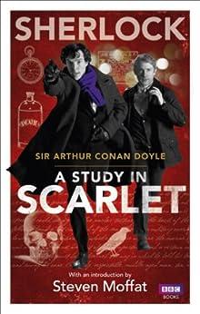 A study in scarlet | Lulu's Bookshelf