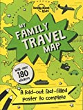 Family Travel Map, My (Lonely Planet Kids)