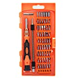 Magnetic 54 Bit Driver Kit, Dailymate 58 in 1 Precision Screwdriver Set, Electronics Repair for Mobile Phone/ Laptops/Xbox/Tablets /PC/ Computer