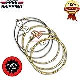 Irish Lyre Harp 10 String Piping Harp│10 Metal
