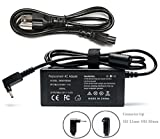 19V 3.42A 65W AC Adapter Charger for Acer C720 C720p C740 Acer Aspire P3 P3-131 R14 R5-471T S7 S7-191 S7-391 S7-392 Acer Chromebook 15 14 13 11 R11 CB3 CB5 CB5-571-Cord Wall Ac Adapter