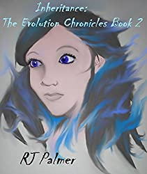 Inheritance (The Evolution Chronicles Book 2)
