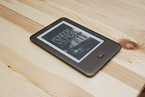 Home Comforts Canvas Print E-Ink E-Reader E-Book Tolinos Shine E-Paper Ebook Stretched Canvas 10 x 14