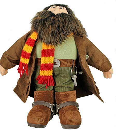 Harry Potter HAGRID Plush Doll by GUND (The Keeper Of The Keys Harry Potter)