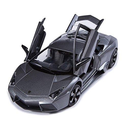 MyLifeUNIT 1:24 Scale Lamborghini Reventon Die-cast Car Model Grey