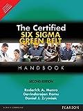 Certified Six Sigma Green Belt Handbook, 2/E by Daniel J. Zrymiak and Govindarajan Ramu Roderick A. Munro (2015-08-06)