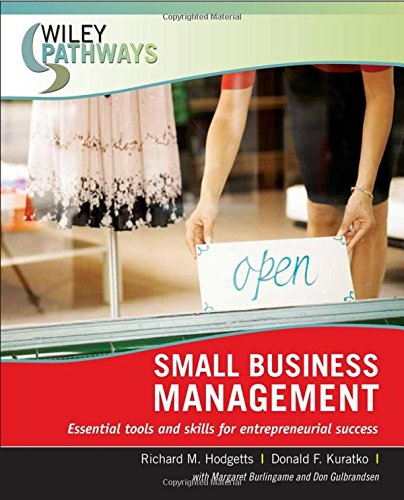 Wiley Pathways Small Business Mgmt.