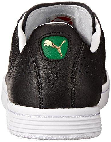 Puma Heren Court Star Nm Lace-up Mode Sneaker Zwart