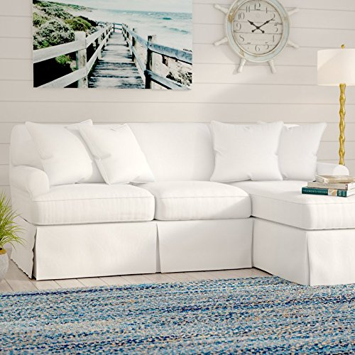 Sunset Trading Horizon L-Shaped Sofa Slipcover