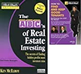 img - for The ABC's of Real Estate Investing (Paperback) & How to Find and Keep Good Tenants (Audio CD - 2006) (Rich Dad) book / textbook / text book