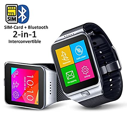 Amazon.com: Indigi® Swap One 2-en-1 SimCard + Bluetooth ...
