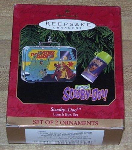 Hallmark Keepsake Ornament - Scooby-Doo Lunch Box Set 1999 (QX6997)
