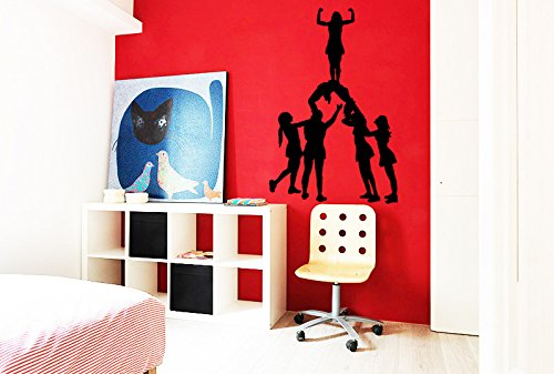 Wall Decals European Style PVC Wall Stickers - 9