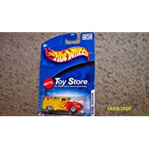56 Ford Panel Truck Mattel Toy Store Blown Hot Rod Hotwheels