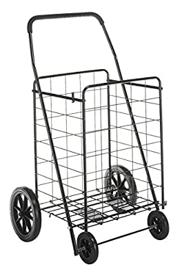 Whitmor 6318-2678 Deluxe Rolling Utility Cart