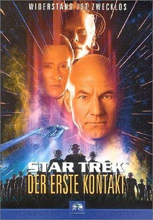 Star Trek 08 - Der erste Kontakt: Amazon.de: Sir Patrick