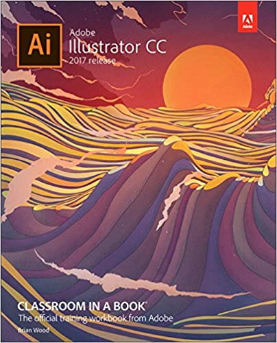 adobe Illustrator CC classroom in a book cover
