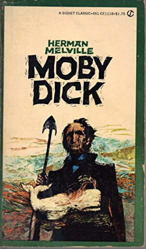 Moby Dick,Signet Classic #CT47 (Signet Classics Moby Dick compare prices)
