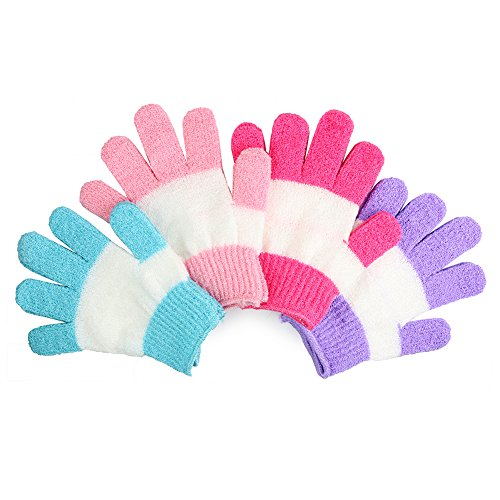 Set Pairs Exfoliating Massage Scrubber