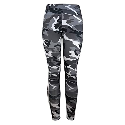 06822c3aa8419 Amazon.com: Zcxaa Soft Women Sport Pants Full Length Pants Print ...