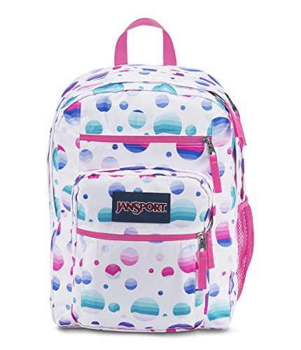 JanSport Big Student Backpack- Sale Colors (Ombre (School Dot)