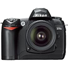 Nikon D70S 6.1MP Digital SLR Camera Kit with 18-70mm Nikkor Lens
