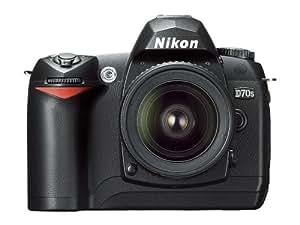 Nikon D70S 6.1MP Digital SLR Camera Kit with 18-70mm Nikkor Lens